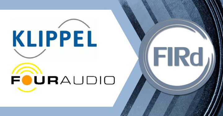 Klippel Impulse Response files and Four Audio's Monkey Forest SPK files supported in FIR Designer